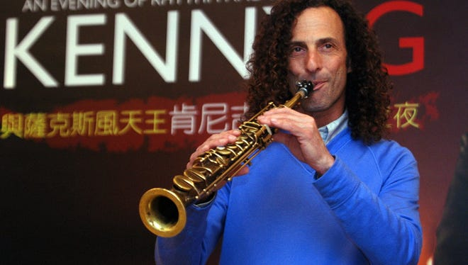 Kenny G is playing at the Wellmont Theater in Montclair on Dec. 7.