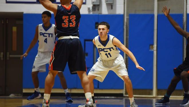 Christian Przybyla (11) scored a season-high 27 points for Passaic Tech on Saturday.