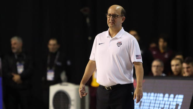 Jeff Van Gundy will be utilizing plenty of G-League players on the Team USA basketball roster as it tried to qualify for the World Cup.