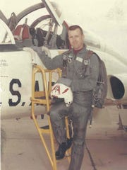 Captain Dana A. Dilley, Air Force