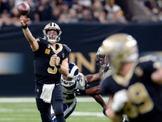 History on the line: Porous Bengals try to stop Saints