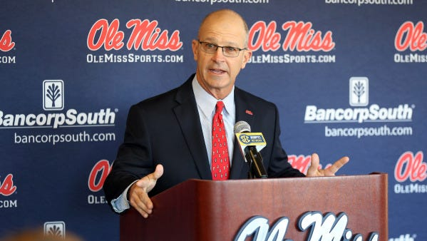 Ole Miss coach Mike Bianco addressed the media Monday in preparation for the 2017 season.