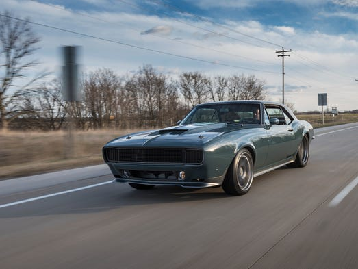 Wisconsin Based Speedkore Makes Muscle Cars For Fast Furious