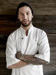 Chef Robbie Felice of Viaggio Ristorante in Wayne will