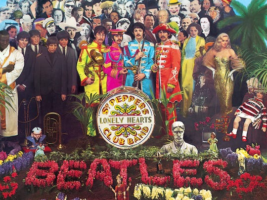"""""""Sgt. Pepper's Lonely Hearts Club Band"""" turns 50 this"""