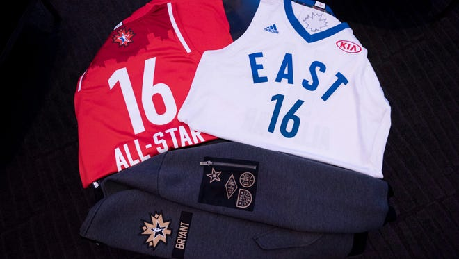 The NBA All-Star Weekend is in Toronto this year.