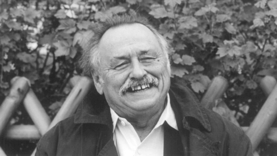 Author: 'Legends Of The Fall' Author Jim Harrison Dead At 78