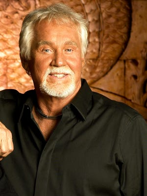 Kenny Rogers is coming to Kodak Center for Performing Arts.