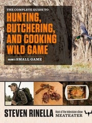"""""""The Complete Guide to Hunting, Butchering, and Cooking"""