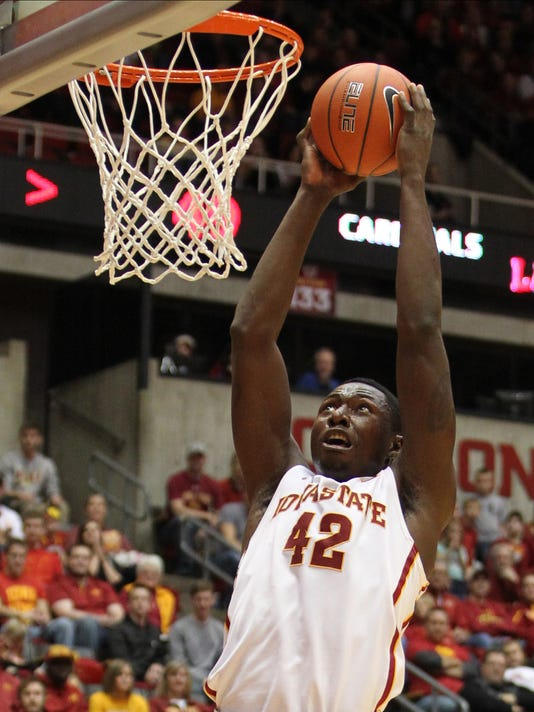 NCAA Basketball: Lamar at Iowa State