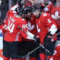 All the action from the World Cup of Hockey