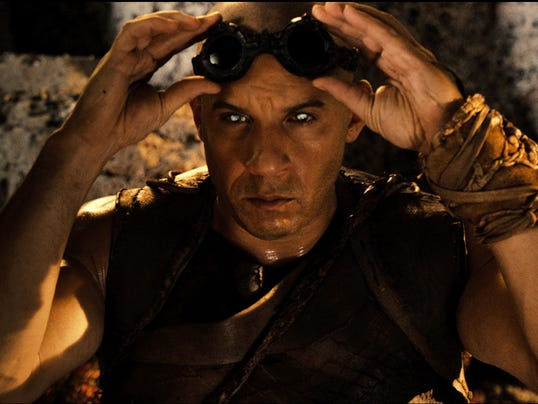 Review: 'Riddick'