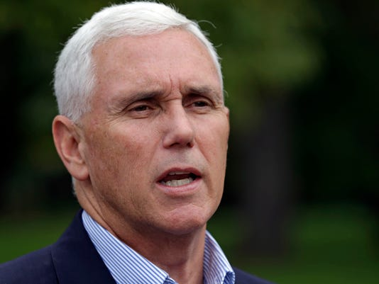 AP CAMPAIGN 2016 PENCE A ELN USA IN