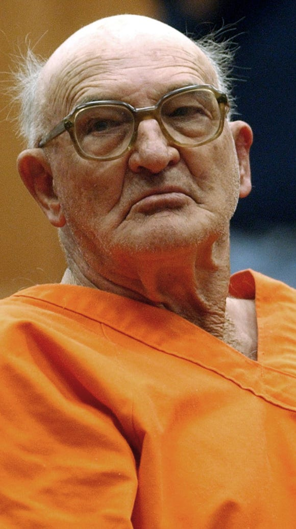 Edgar Ray Killen, in this Jan. 7, 2005, file photo