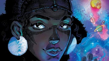 """""""Afar"""" will be released to comic book shops on March 29."""