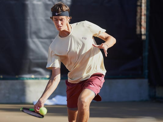 NCAA MTEN: FSU Mens Tennis - Bedford Cup Day 1