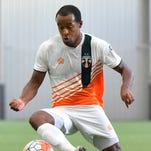 Bucks face tough Indy Eleven pro squad tonight