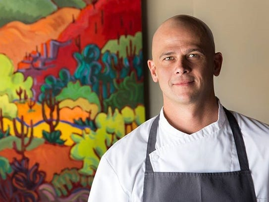Cory Oppold: Executive chef, Atlas Bistro, Scottsdale