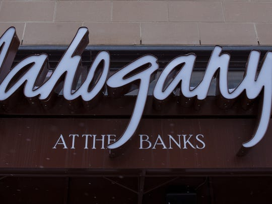 Mahogany's at The Banks closed after Liz Rogers fell behind on loan payments.