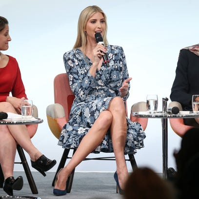 Fox News host Jesse Watters under fire for Ivanka Trump comment