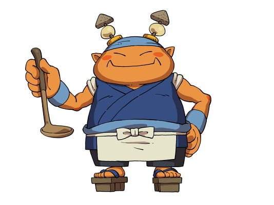 Master Oden Yo-Kai Watch