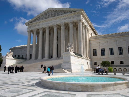 The Supreme Court re-entered the debate over gay rights