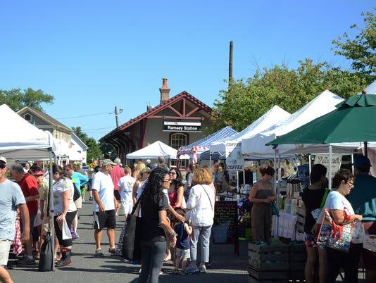 Ramsey Farmer's Market