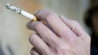 Camden County freeholders voted Thursday to ban smoking at bus shelters on county roads.