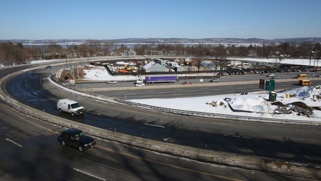 South Nyack has received five proposals in response to its request to develop Interchange 10 after the new Tappan Zee Bridge opens.