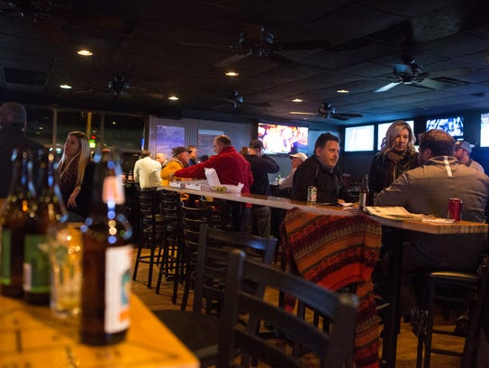 "The Rockford Tavern near Wilmington's Trolley Square targets ""grown-up"" customers, ages 30s and up."
