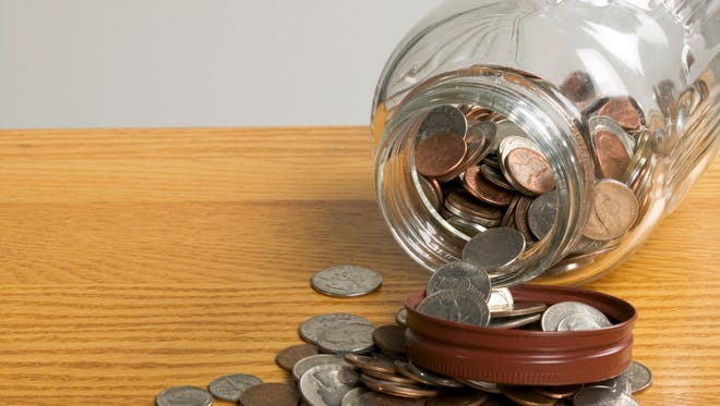 Start an emergency fund in three simple steps to cushion you in times of trouble.