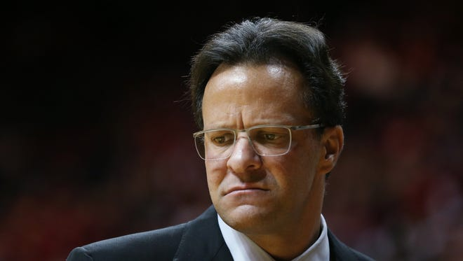 Indiana coach Tom Crean didn't have much success recruiting the state the past four seasons.
