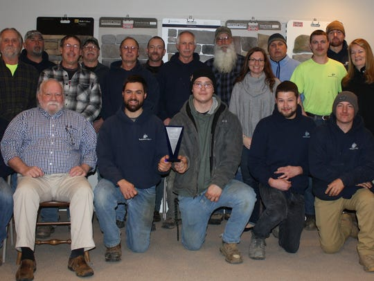 Congratulations to the crew at Woodland Contractors,