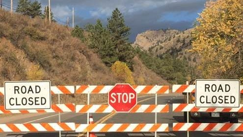 CDOT is planning to close U.S. 34 for a second winter.