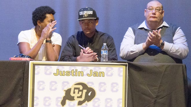 Former Chandler High standout Justin Jan is leaving Colorado.