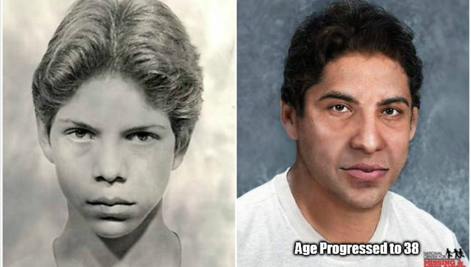 The National Center for Missing and Exploited Children commissioned an age progressed photo of Victor Trejo, which depicts how he might appear at the age of 38. Today, Trejo would be 44 years old.