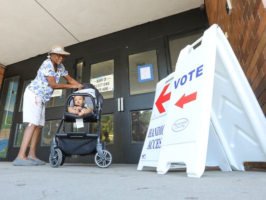 East Ramapo Re-Vote