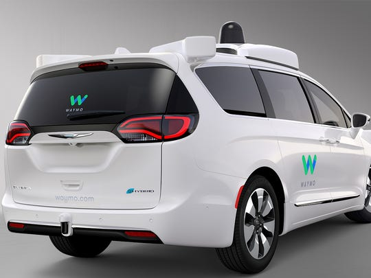 Waymo, formerly the Google self-driving car project,