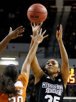 Mississippi State's Victoria Vivians was named to the Wooden Award watch list Thursday.