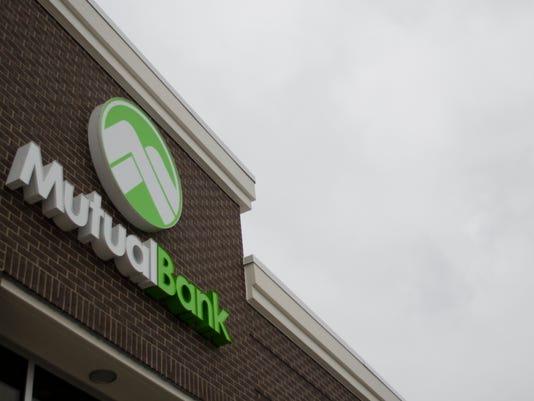 MutualBank sign