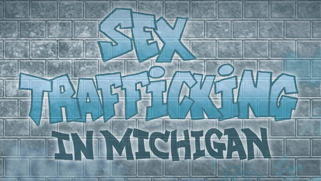 Free Press editorial cartoonist explores the problem of sex trafficking in Michigan and how to put a stop to it.