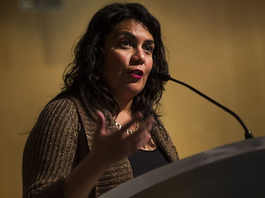 "Phoenix City Councilwoman Laura Pastor said the training to address implicit bias in law enforcement was needed to handle the community's changing dynamics — the ""browning of America."""