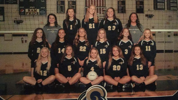 Roberson's volleyball team is 15-1 after Tuesday's