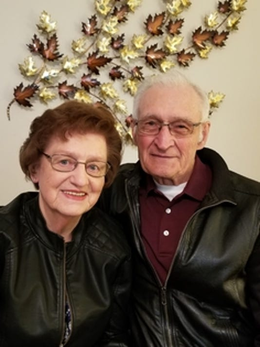 Anniversaries: Don Phillips & Laverla Phillips