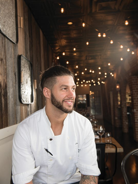 Chef Profile - Robbie Felice of Viaggio