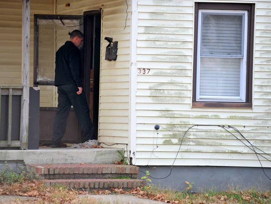 Vineland Police investigate a stabbing in the 300 block