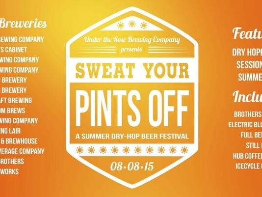 Sweat Your Pints Off