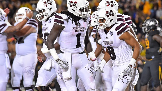 Mississippi State continues to climb the national polls after its win against Missouri and a four-game winning streak.