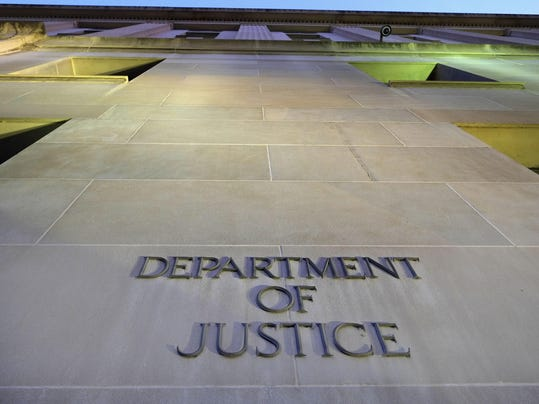 Justice Department Affirmative Action