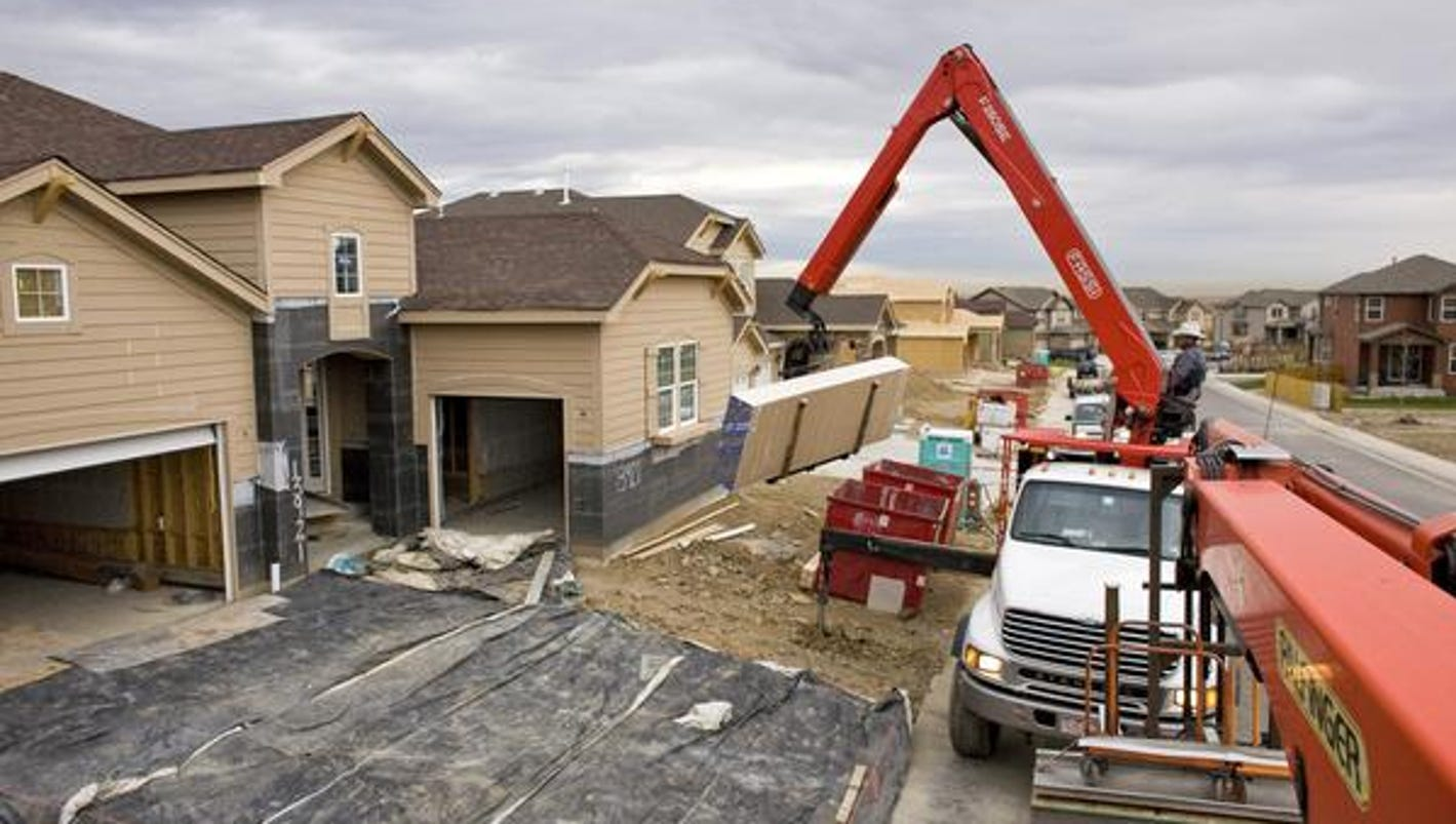 Colorado Ranks High For Gains In Construction Jobs